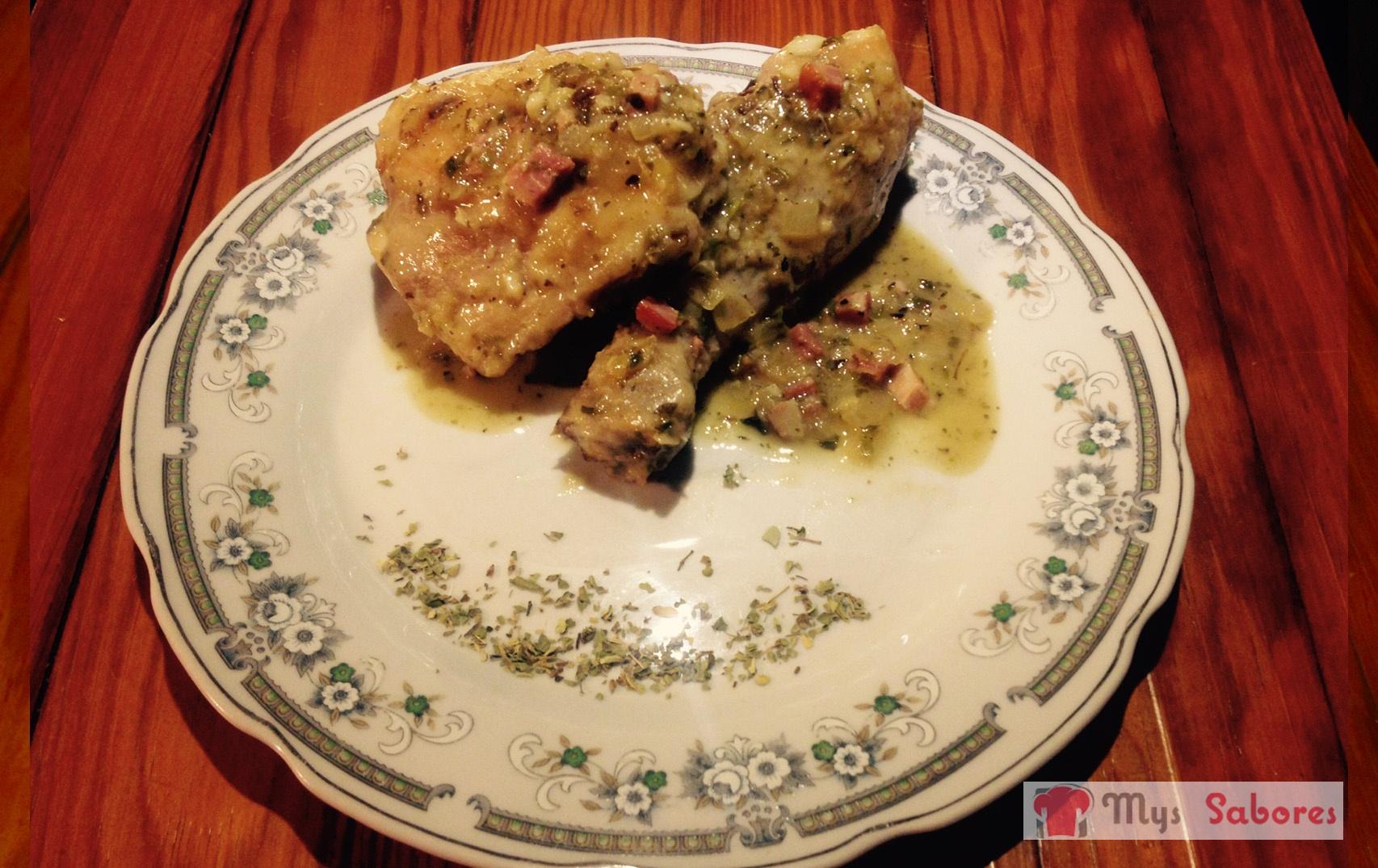 Pollo al Orégano